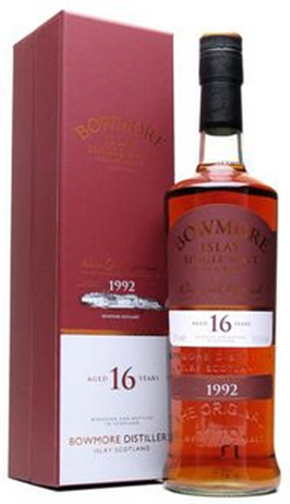 Bowmore Single Malt Scotch 16 Year Old Wine Cask Matured